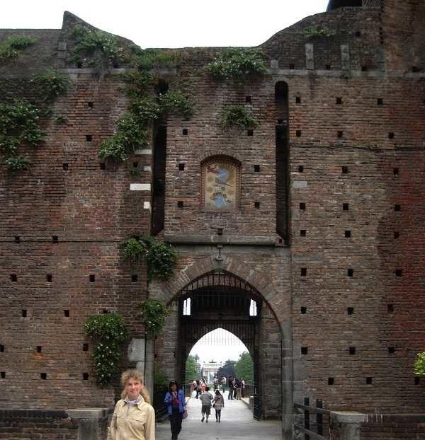 Castello di Sforcesco Milan