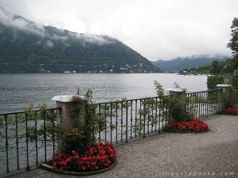 volla d Este views of lake Como